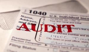 IRS Tax Audit