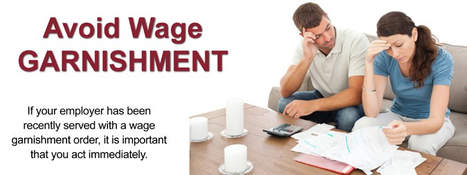 IRS Wage Garnishment