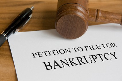 IRS Bankruptcy Filing