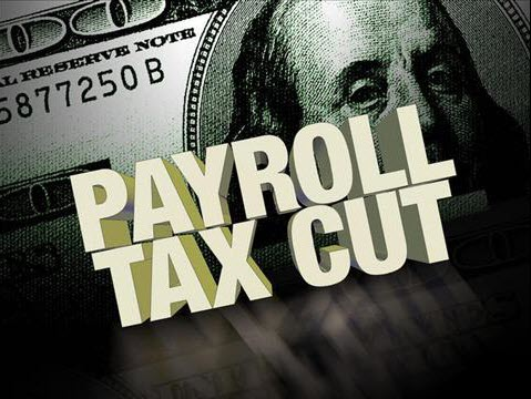 The reason is that payroll taxes are designed to be regressive