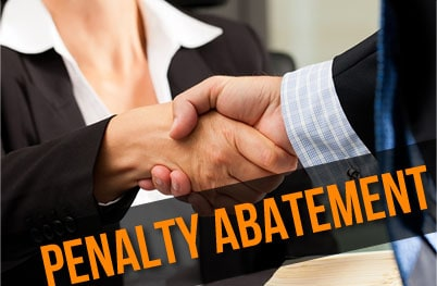 IRS penalty abatement